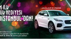 Vadistanbul Jaguar E-Pace Çekilişi