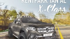 Kentpark AVM Mercedes Benz Power X Çekilişi