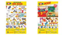 ŞOK Market, 27 Mart 2019 Broşürü