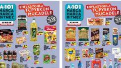 A101 Enflasyonla Topyekün Mücadele Kataloğu