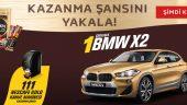 Nescafe Gold BMW X2 Çekilişi