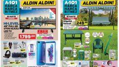 A101 16 Mayıs 2019 Aldın Aldın Kataloğu