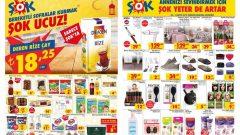 ŞOK Market 8 Mayıs 2019 Broşürü