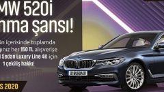 01Burda AVM BMW Çekiliş Sonucu