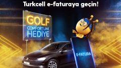 Turkcell'den Volkswagen Golf Çekiliş Sonucu