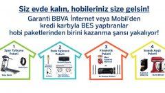 Garanti BBVA Emeklilik Dijital BES Kampanyası
