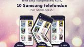 Turkcell Dergilik Samsung Çekilişi