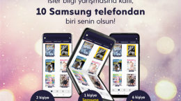 Turkcell Dergilik Samsung Çekiliş Sonucu