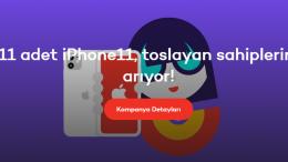 Tosla iPhone 11 Çekiliş Sonucu