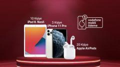Vodafone iPhone 11 Pro Çekiliş Sonucu