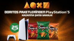 Doritos PS5 Çekilişi