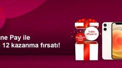 Vodafone Pay iPhone 12 Çekilişi